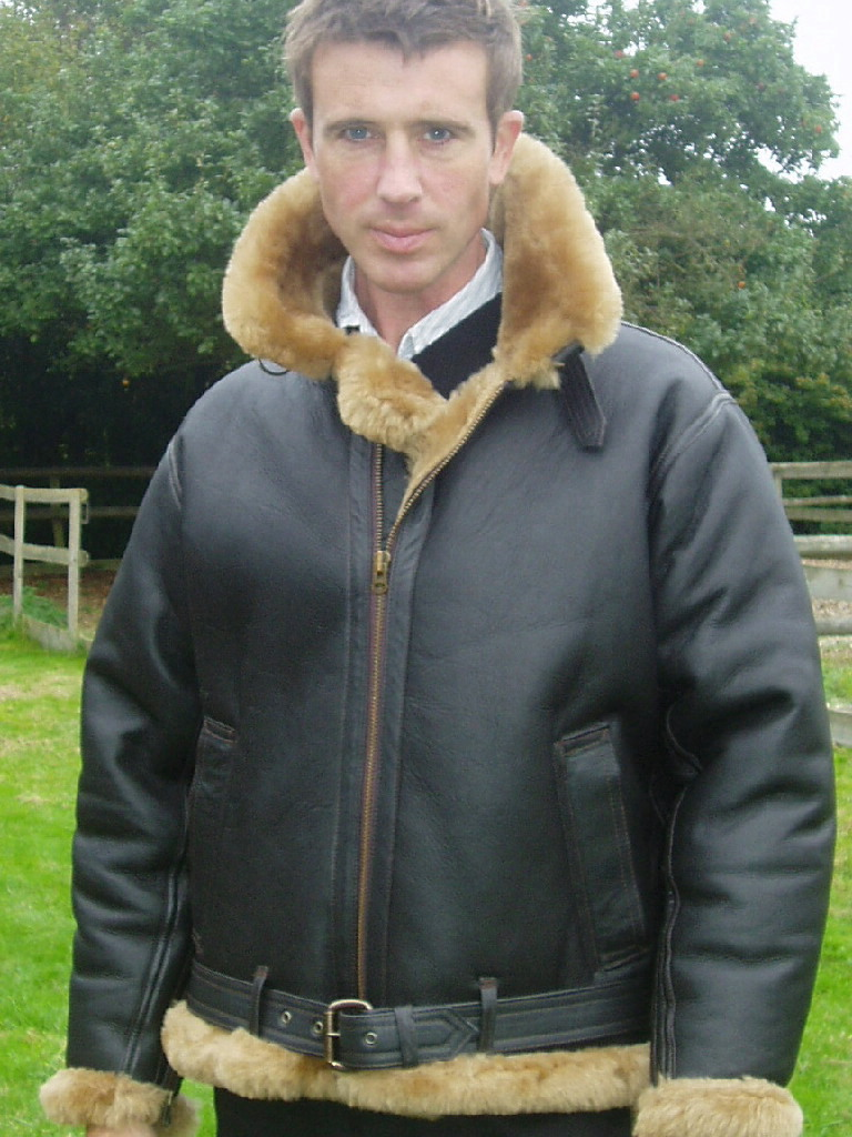 Great Quality Sheepskin Flying Jackets Great Value