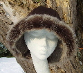 Toscana Shearling Sheepskin Hat