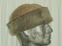 Mans Sheepskin Hat