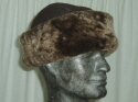 Mans Silky Sheepskin Hat