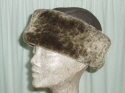 Ladies Silky Sheepskin Hat